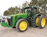 Tractor For Sale: 2015 John Deere 8270R, 225 HP