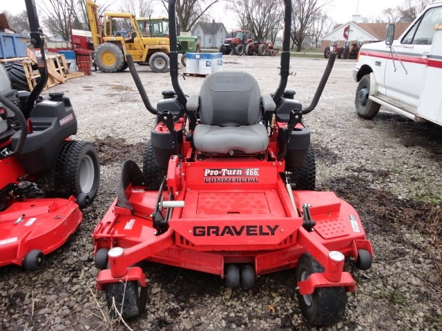 2013 Gravely PT 466 Riding Mower For Sale