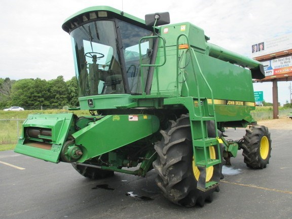 1989 John Deere 9400 Combine For Sale