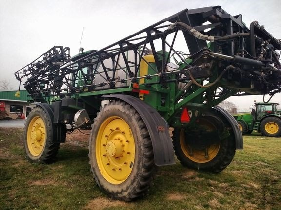 2007 John Deere 4930 Sprayer-Self Propelled For Sale