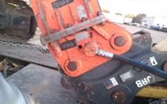 Excavator Attachment For Sale:  2014 NPK GH-10TOP