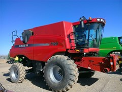 Combine For Sale 2012 Case IH 7120 , 360 HP