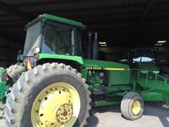 Tractor For Sale:   John Deere 4555