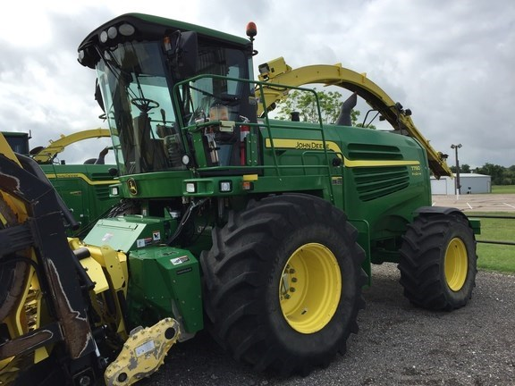 2015 John Deere 7780 Forage Harvester-Self Propelled For Sale