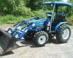 Tractor For Sale: 2010 New Holland BO40, 40 HP