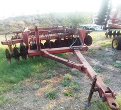 Disk Harrow For Sale:  Krause 5814