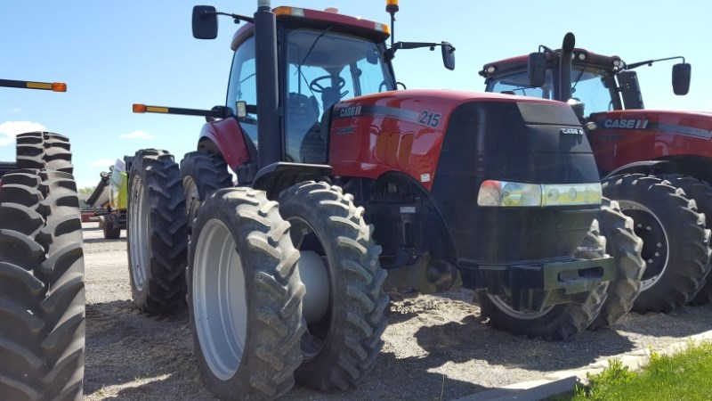 2007 Case IH 215 MAG Tractor For Sale