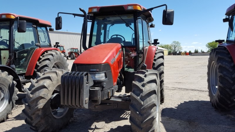 2013 Case IH 105U Tractor For Sale