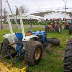 Tractor For Sale:  Ford 1700 , 23 HP