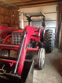 Tractor For Sale IH 674 , 62 HP