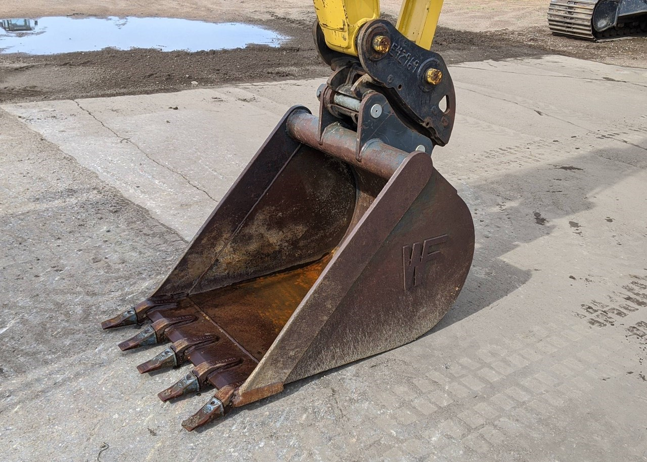 2014 WAHPETON FABRICATION SK85GP30 Excavator Bucket For Sale
