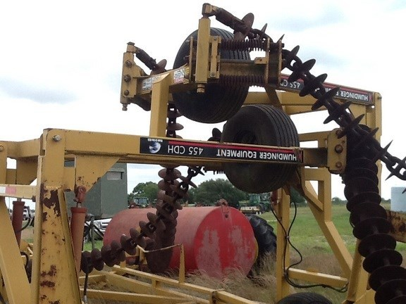 2010 Humdinger 455CDH Disk Harrow For Sale