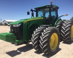 Tractor For Sale: 2014 John Deere 8370R, 370 HP