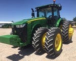 Tractor For Sale: 2015 John Deere 8345R, 345 HP