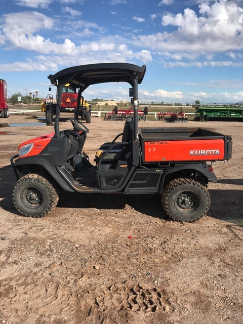 2014 Kubota RTV-X900G-H Utility Vehicle For Sale