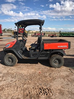 Utility Vehicle For Sale:  2014 Kubota RTV-X900G-H