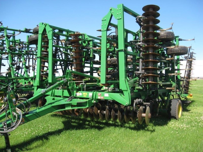 2010 John Deere 2310 Mulch Finisher For Sale
