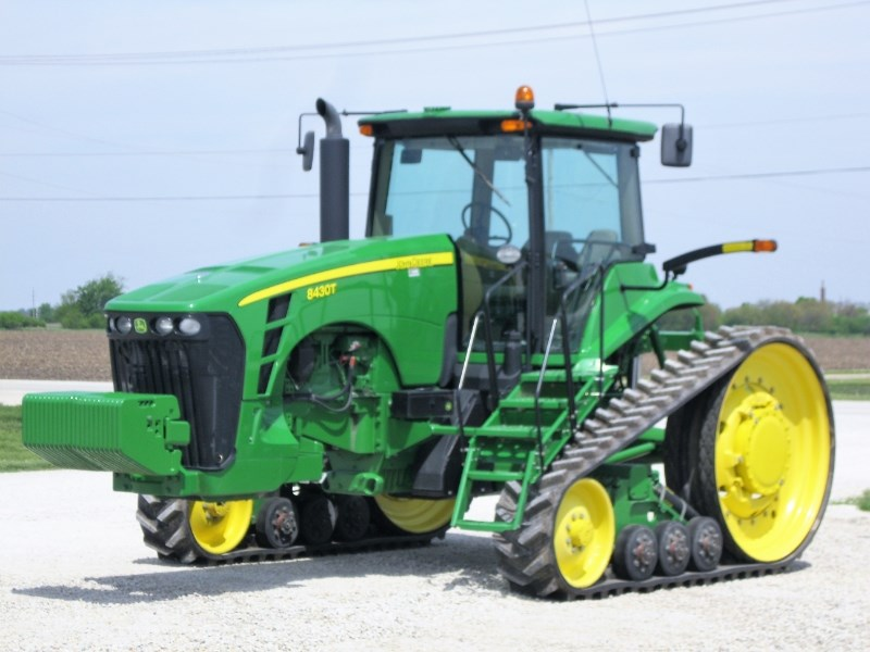 2009 John Deere 8430T Tractor For Sale