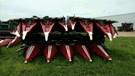 Header-Row Crop For Sale:  2012 Drago 1230
