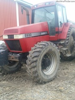 Tractor For Sale:  1998 Case IH 8930 , 180 HP