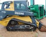 Skid Steer-Track For Sale: 2013 John Deere 333E