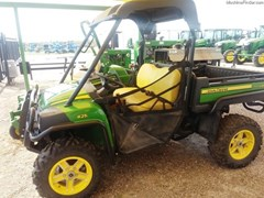 Utility Vehicle For Sale:  2014 John Deere XUV 625I GREEN
