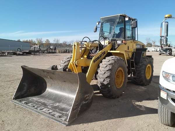 2011 GEM WA200B-B Loader Bucket For Sale