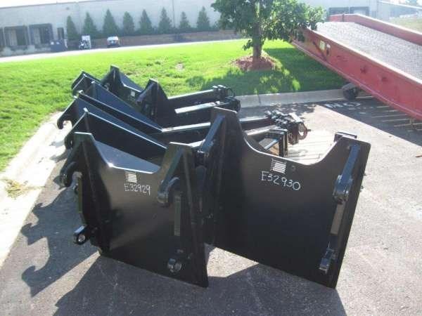 2011 B&D Fabricators WA200/250/320EB Loader Attachment For Sale
