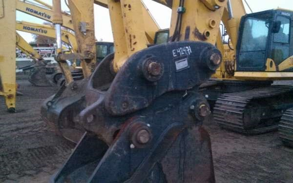 2014 JRB PC210QC Excavator Coupler For Sale