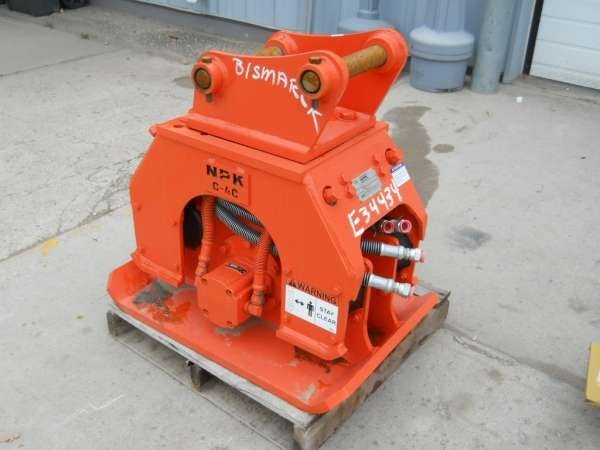 2011 NPK C-4CTOP Excavator Attachment For Sale
