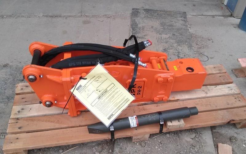 2015 NPK PH-2TOP Excavator Attachment For Sale