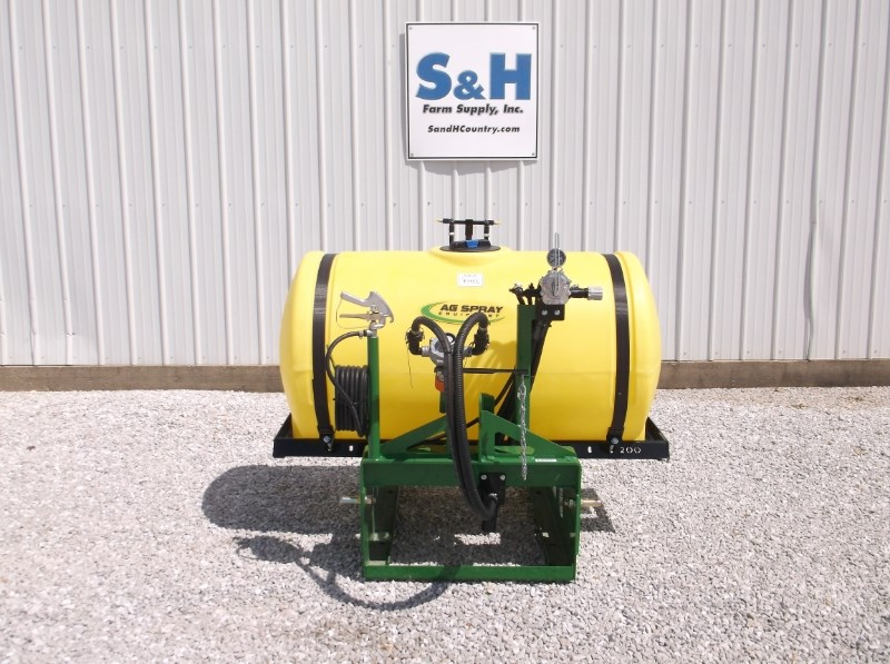 Ag Spray (NEW) 200 GAL BL ECP Sprayer-3 Point Hitch For Sale