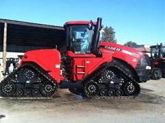 Tractor  2009 Case IH STEIGER 500 QUADTRAC , 500 HP