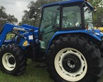Tractor For Sale: 2012 New Holland T5070, 115 HP