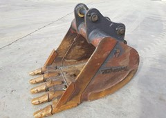 Excavator Bucket For Sale:  2013 Rockland SK140GP36