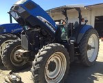 Tractor For Sale: 2004 New Holland TS115A, 95 HP
