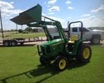Tractor For Sale: 2010 John Deere 3038E, 37 HP