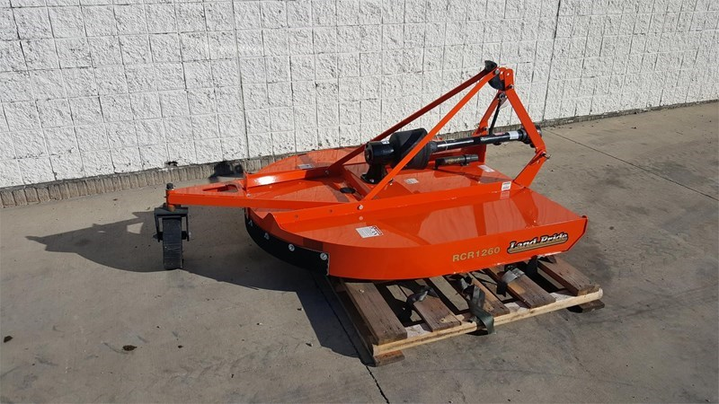 2017 Land Pride RCR1260 Rotary Cutter For Sale
