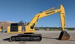 Excavator For Sale 2016 Komatsu PC490LCI-11
