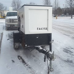 Generator & Power Unit For Sale:  2014 Magnum 37 KW