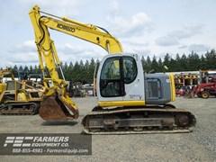 Excavator-Track For Sale 2007 Kobelco SK135SR LC