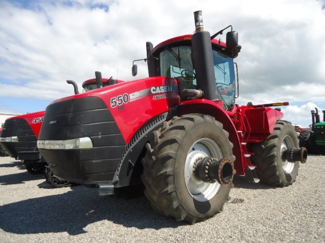 2014 Case IH 550 STEIG Tractor For Sale