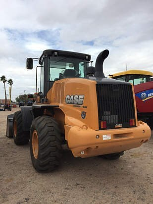 2016 Case 721F Wheel Loader