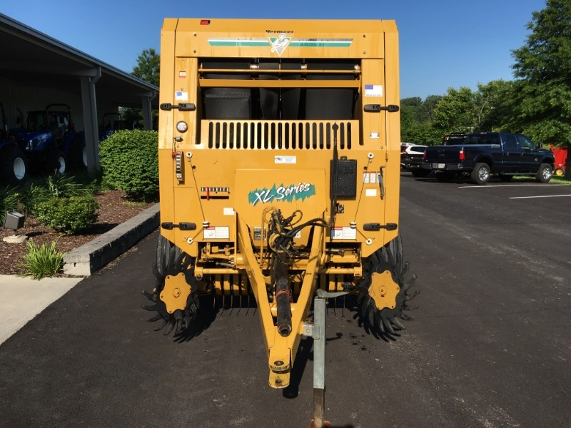 2007 Vermeer 554XL Baler-Round For Sale