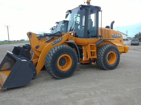 2014 Case 621F Wheel Loader For Sale