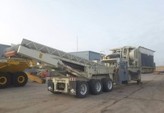 Crusher - Jaw For Sale:  2016 FABTEC 3055