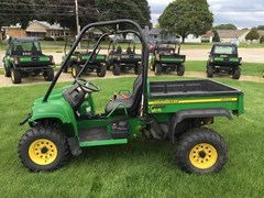 Utility Vehicle For Sale 2008 John Deere XUV 620I GREEN