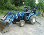 Tractor For Sale: 2009 New Holland T2220, 35 HP