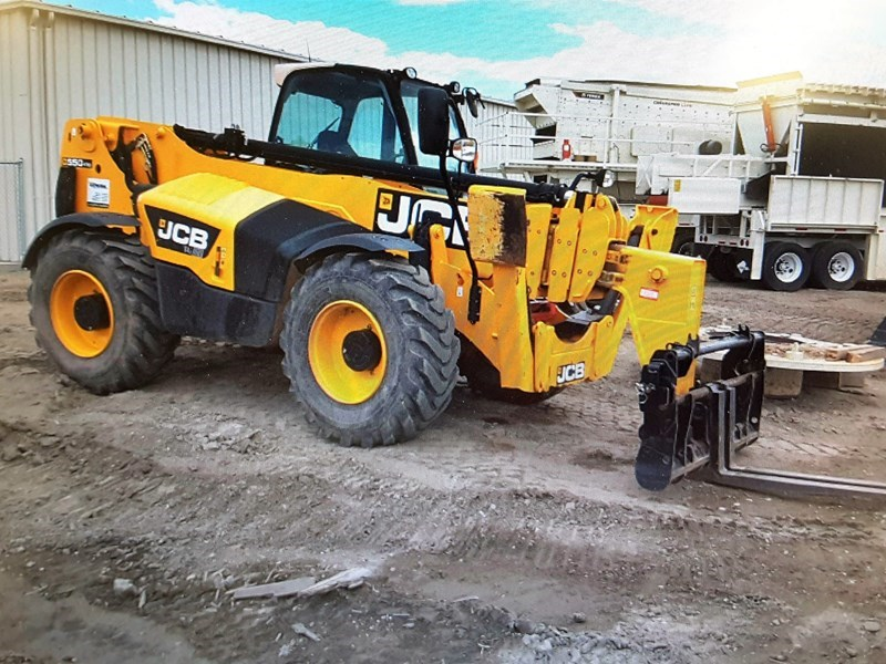 2013 JCB 550-170 Forklift For Sale