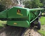 Header-Corn For Sale: 2001 John Deere 1253A